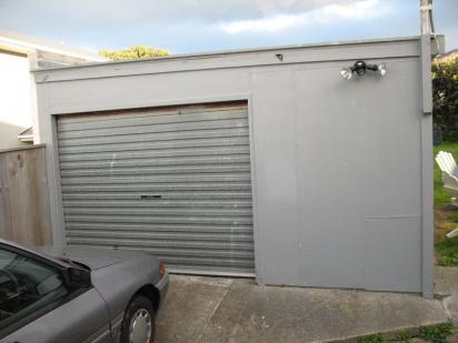 Garage Reclad